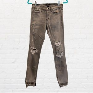 FLYING MONKEY 28 Ripped Distressed Jeans